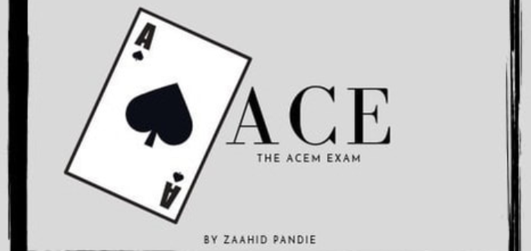 ACEM Written Exam - Prep Course - 17th Jan 2021  Listing Image